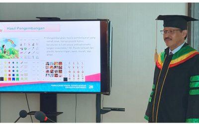 UNESA Punya Doktor Baru dalam Bidang Teknologi Pendidikan